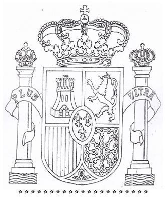BANDERAS DE ESPAÑA Y CC.AA PARA PINTAR