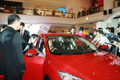 Mazda 3 Tengku