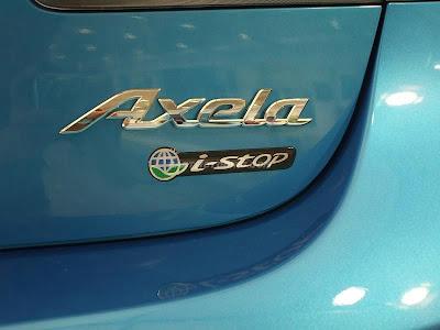 Mazda Axela 2010 i-stop