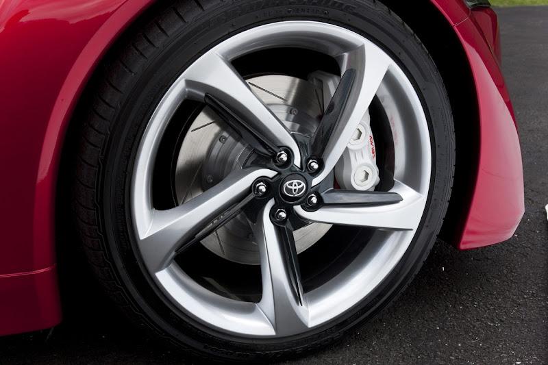 Toyota FT-86 Wheels