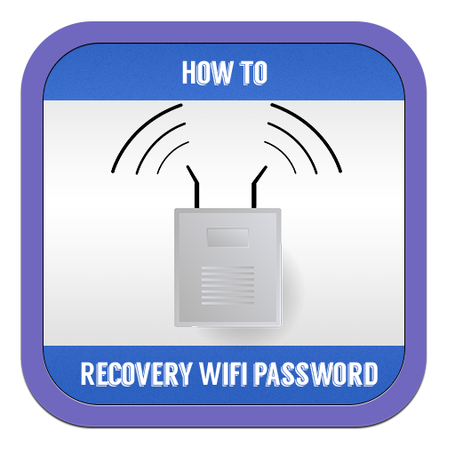 Wifi password recovery advice 工具 App LOGO-APP開箱王