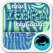 New Zebra Keyboard