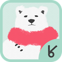 polar bears winter_ATOM theme icon