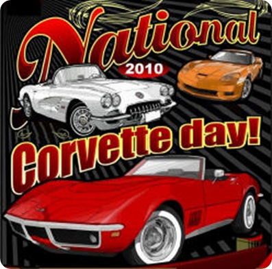 corvette day usa