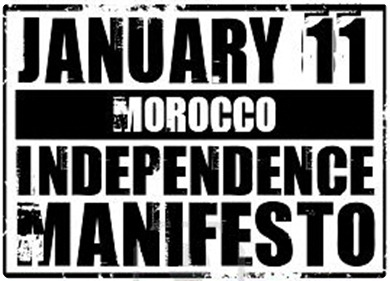 independence morocco