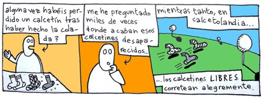 calcetines_comic