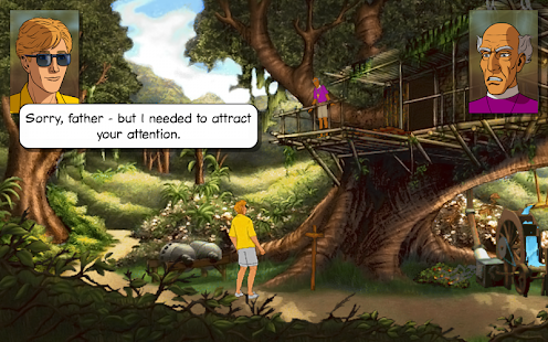 Broken Sword 2: Remastered Screenshot 36