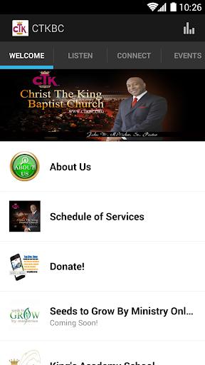 Christ The King Baptist Church