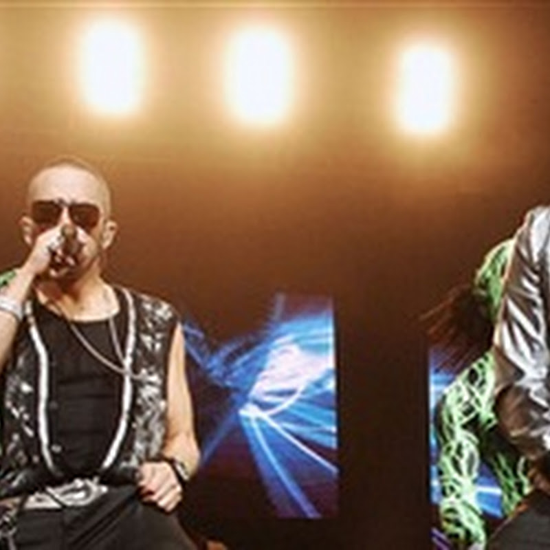 Wisin & Yandel en el Showmatch 2010