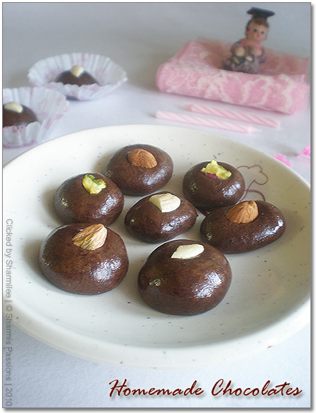 Easy Homemade Chocolates Recipe