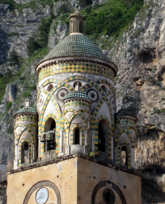 Saracen Tower in Amalfi Italy