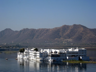 Lake Palace in Udaipur India