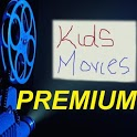 Kids Movies Premium icon