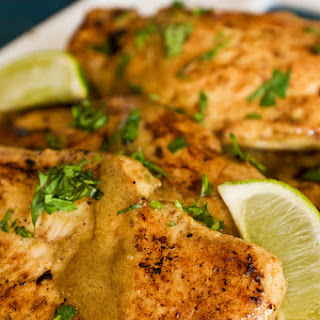 Lime and Coconut Chicken