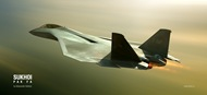 PAK-FA Russian Fifth Generation Fighter Aircraft