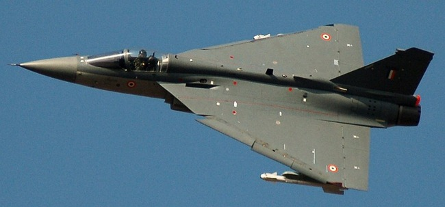 India's Light Combat Aircraft (LCA), Tejas