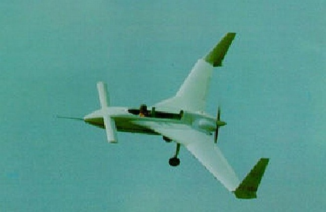 A test aircraft assembled in India