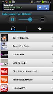 Deutsch Radio -Top Deutschland