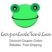 CouponCodeToad Coupons Codes