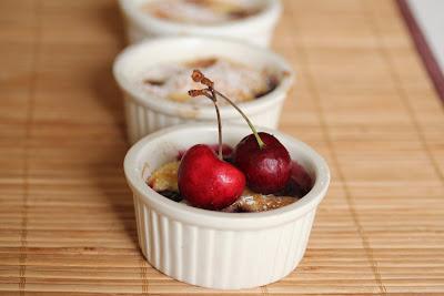 Cherry Clafoutis