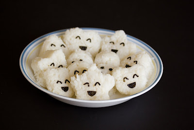 Happy Onigiri (Rice Balls)