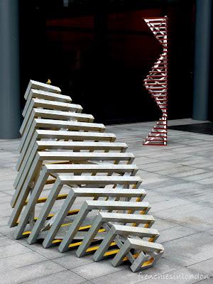 Exposition et événements éphémères à Londres en 2009- 2010 21
