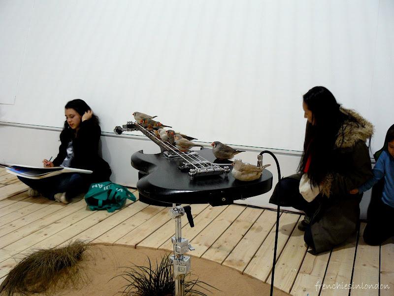 Exposition et événements éphémères à Londres en 2009- 2010 19