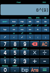 Calculator Complete- screenshot thumbnail