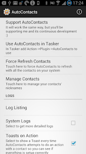 AutoContacts Unlock Key - náhled