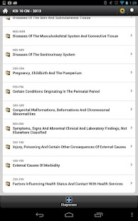 玩免費醫療APP 下載ICD 10 (With 2013 CM & PCS ) app不用錢 硬是要APP