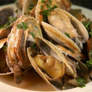 Scott Ure's Clams And Garlic.