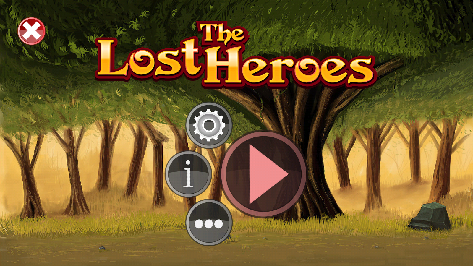 The Lost Heroes- screenshot