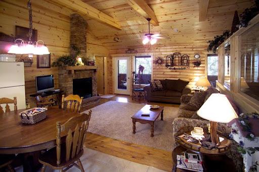 Branson woods resort cabins four bedroom in missouri for 7 bedroom cabins in branson mo