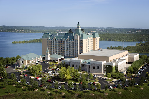 Chateau On The Lake Resort Spa And Convention Center In