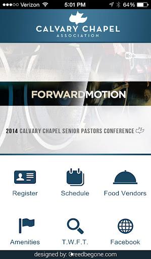 Calvary Chapel Association