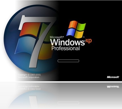 Window 7 and xp