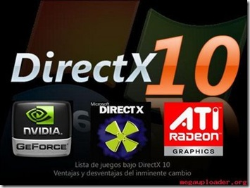 DirectX10 For Xp