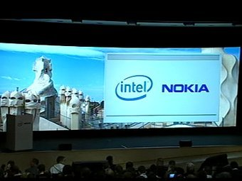 Nokia and Intel have shown new OS