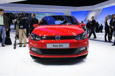 Volkswagen has presented the most high-speed Polo GTI