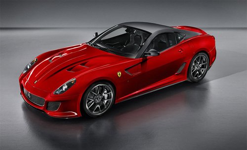 Brand Ferrari has presented the fastest supercar