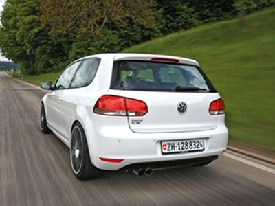 Studio Sportec represents VW Golf — Sportec SC 200