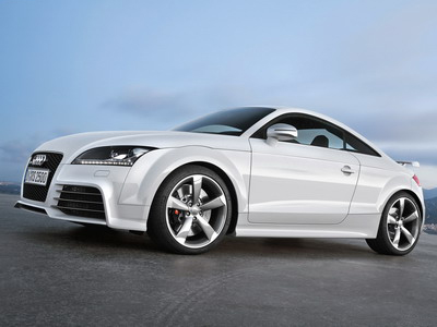 Sportec has dispersed engine Audi TT RS