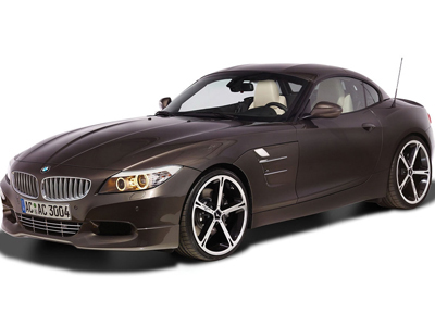 Studio AC Schnitzer has improved BMW Z4