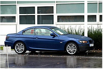 Espionage photos of the new BMW 3-Series
