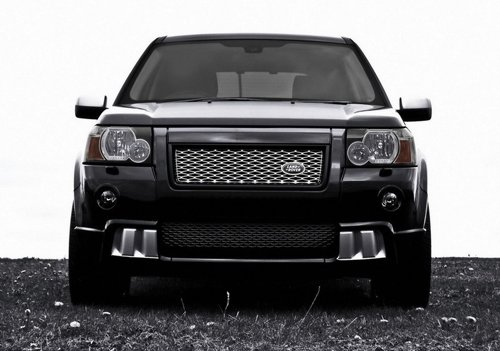 Freelander RS200 by Project Kahn Studio