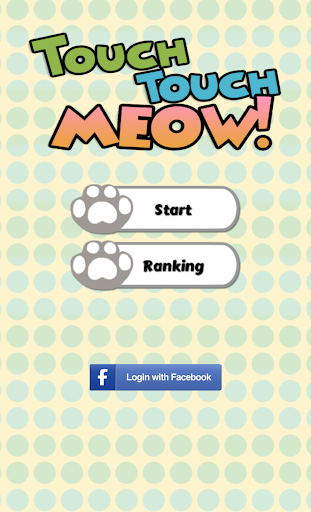 Touch Touch Meow for Facebook