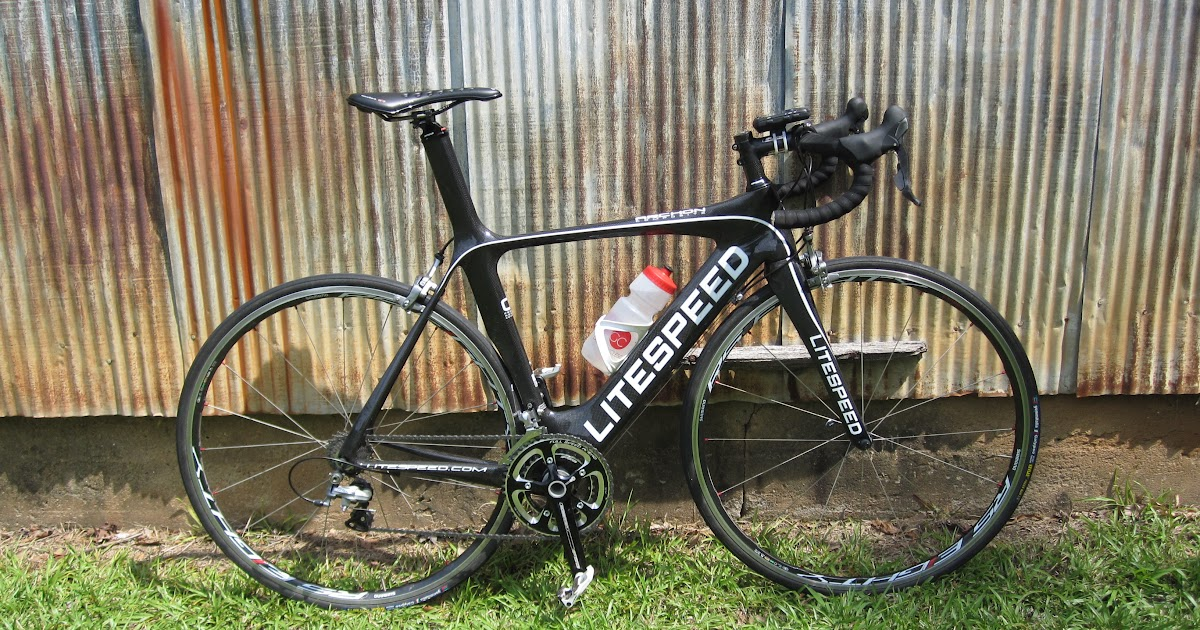 Glory Cycles Product Reviews: Litespeed Archon C Review
