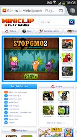 FlashFox - Flash Browser Screenshot 2