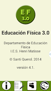 Educación Física 3.0- screenshot thumbnail