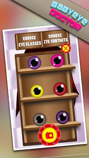 玩免費休閒APP|下載Baby Eye Doctor - Kid Fun Game app不用錢|硬是要APP